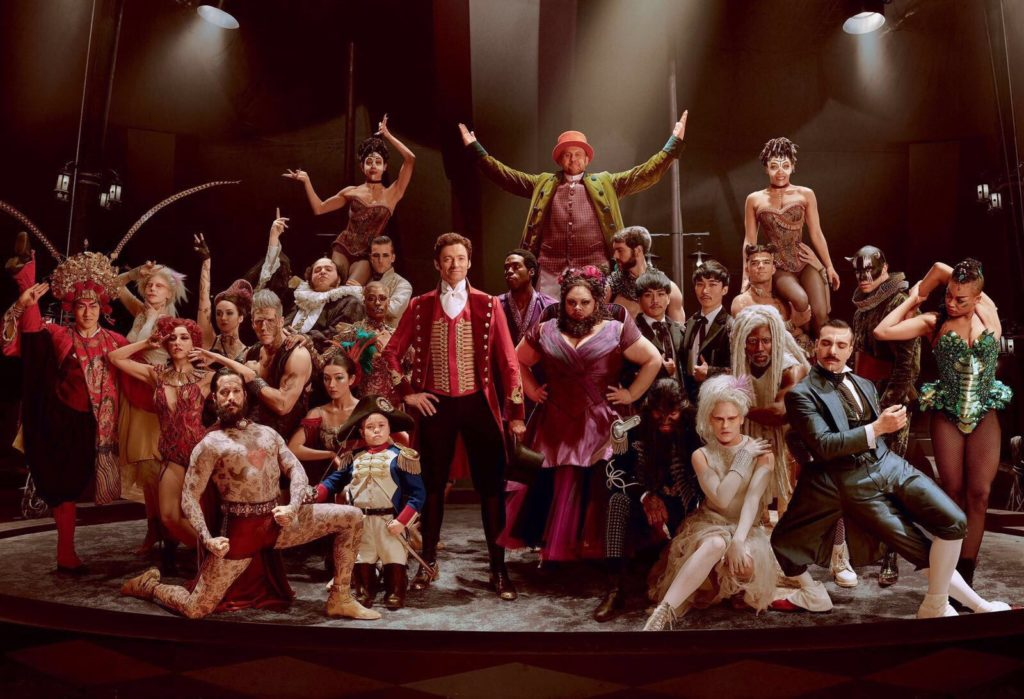 THE GREATEST SHOWMAN | Vogue
